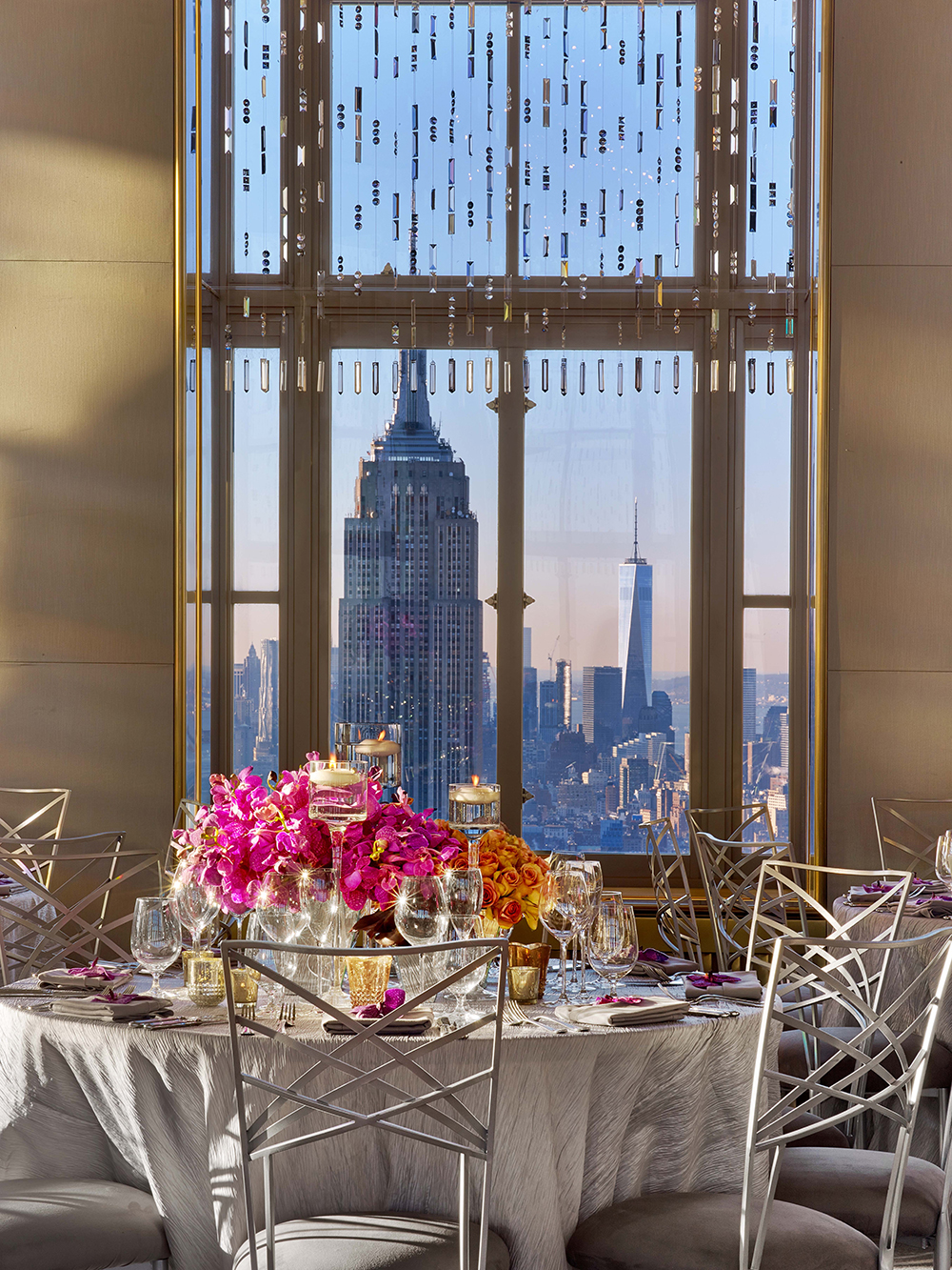 One Of The Highest Venues In Manhattan Rainbow Room