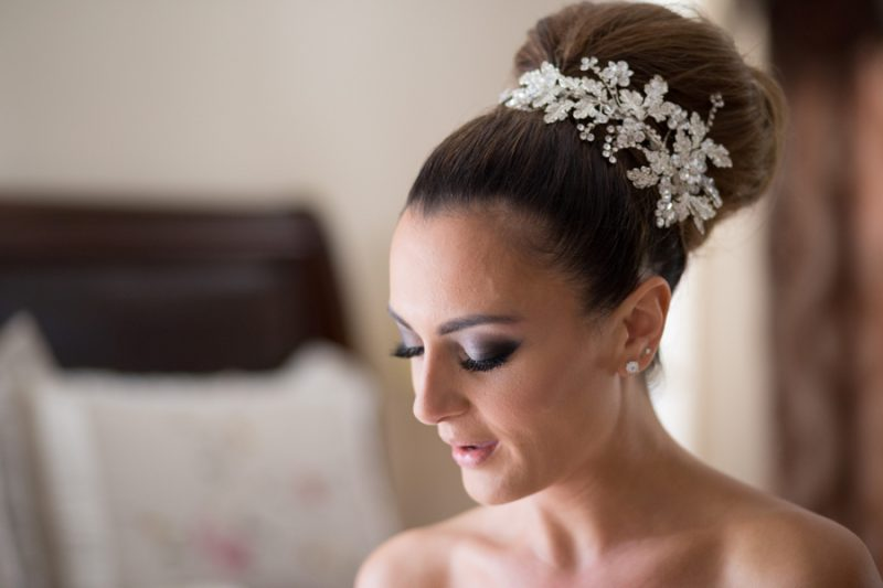 Christie Lauren Headpieces hair bridal designer wedding bride accessory