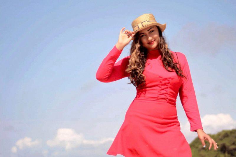 Naureen Girl Gypsy Travel Model Woman